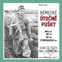 Guus de Vries, Bas J. Martens: Německé útočné pušky