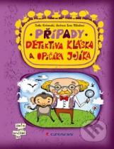 Lenka Rožnovská, Hana Mlčochová: Prípady detektiva Kláska a opičáka Jojíka