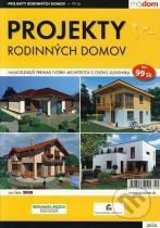 jar/leto 2008: Projekty rodinných domov