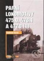 Vladislav Borek: Parní lokomotivy 475.0, 476.1 a 477.0