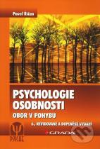 Pavel Říčan: Psychologie osobnosti