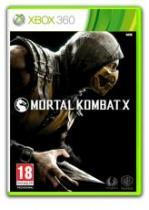 Mortal Kombat X (Xbox 360)