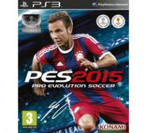Pro Evolution Soccer 2015 (PS3)