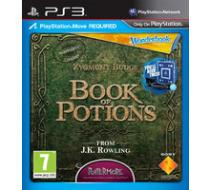 Wonderbook: Book of Potions (CZ) (PS3)