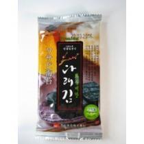 Mořské řasy KIM (NORI) s příchutí wasabi 2g