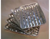 Lucifer Grilovací pánev aluminiová - sada 5ks