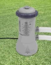 INTEX Kartušová filtrace 2m3/hod