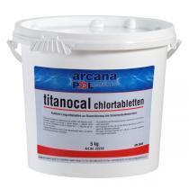 Arcana Chlorové tablety 5 kg - Titanocal