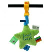 Label-Label Stars Trembling toy - Vibrační hvězda na kočárek