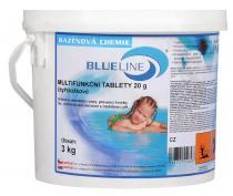 Blue line Blueline 508603 - Multifunkční čtyřsložkové tablety 20g - 3kg