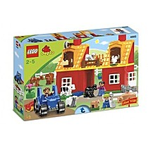 LEGO DUPLO - Velká farma