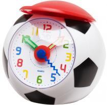 JVD SR819 Dětský fotbalový budík quartz kopací míč