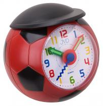 JVD SR819.1 Dětský fotbalový budík quartz kopací míč