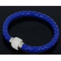 Náramek modrý s magnetickým zapínáním NK020