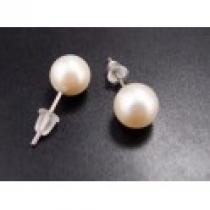 Náušnice perly NE313