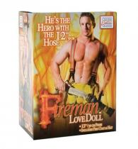 California Exotic FIREMAN