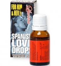 Cobeco Pharma Španělské kapky LOVE DROPS 15 ml