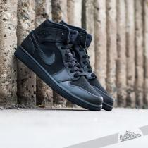 Air Jordan Mid 1 Black/Black