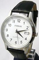 Foibos 3882 5ATM stříbrné velké