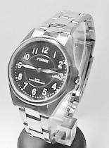 Foibos 3883L.2 3ATM ocelové stříbrné