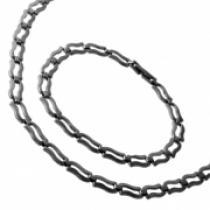 SKALIMAR řetízek a náramek z chirurgické oceli 316L 320011