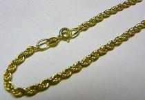 Marcello Diamant zlatý náramek 18cm 585/2,0gr T027