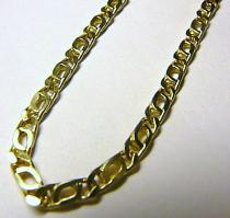 Holan Jaroslav zlatý náramek ze žlutého zlata 585/2,73gr 20cm H217