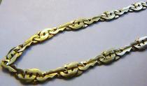 Marcello Diamant zlatý řetízek - řetěz 45cm 585/9,8gr T114