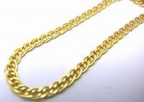 Holan Jaroslav pevný zlatý řetěz 50cm 585/3,42gr H483