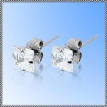 SKALIMAR náušnice z chirurgické oceli 316 L 241-3 214241