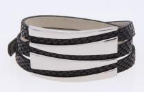 JVD Ocelový náramek SSSLB143G5 z chirurgické oceli
