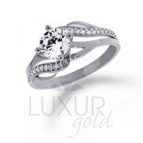 Pretis Diamantový prsten ANEMONA, GEMS