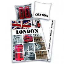 Herding Povlečení Londýn pohlednice 140x200