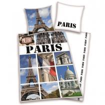 Herding Povlečení Paříž pohlednice 140x200