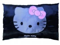 CTI Saténový polštářek Hello Kitty Rosa 28 x 42