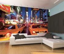 1Wall New York Žluté taxíky 315x232