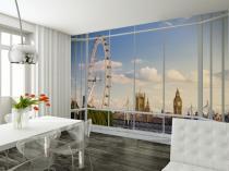 1Wall Výhled na Londýn 315x232