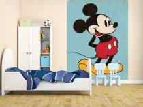 1Wall Mickey Mouse retro 158x232