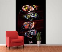 1Wall Moto GP 158x232