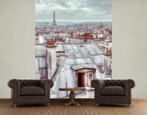 1Wall Střechy Paříže 158x232