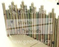 Flexibilní bambusová obruba Modulo Bamboo 2x0,3m