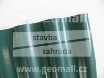 Geomat Trávníková obruba plastová 9x0,10m