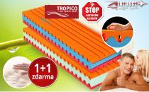 TROPICO Airforce Flora 100x200 cm matrace