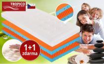TROPICO FOXÍK visco 160x200 cm CLASSIC