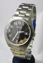 Grovana Pánské švýcarské hodinky 1565.1134 se safírovým sklem