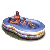 INTEX Paradise Pool 262 x 160 cm