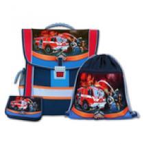 EMIPO Rescuer 3 dílný Školní aktovkový set