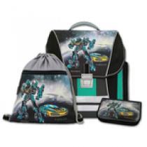 EMIPO Robocar 3 dílný Školní batohový set