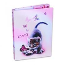 EMIPO Kitty Školní box A4