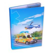 EMIPO Záchranáři Školní box A4